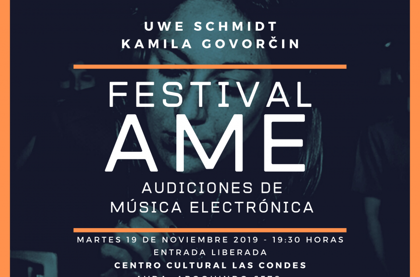 Música 'ambient': la nueva apuesta  del festival gratuito AME