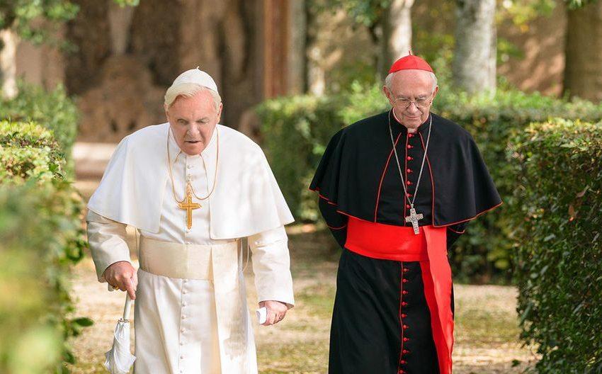 """""""The two popes"""" no convenció a los críticos pero sí se destacan actuaciones"""