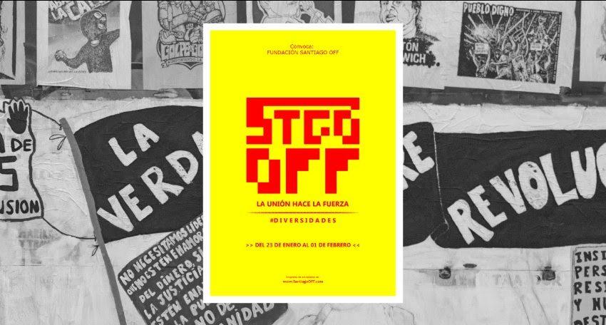 Festival Santiago Off 2020: contingencia, música, arte y reflexión