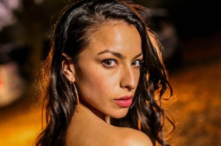 Opinión   Antonia Giesen, la actriz del futuro