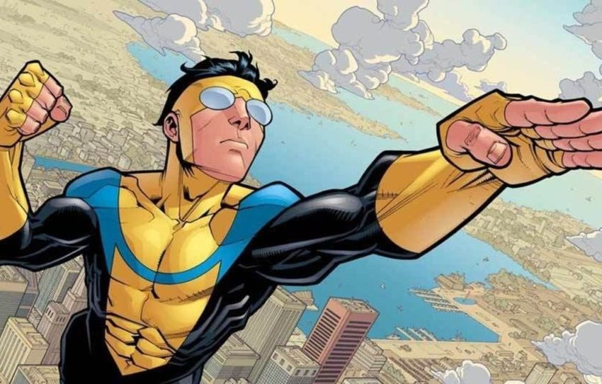 La Estantería | Invincible, (probablemente) el mejor cómic de superhéroes de la historia