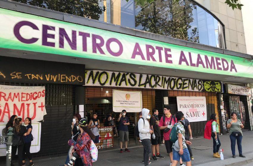 Centro Arte Alameda: resiliencia, cine y convicción en el corazón de Santiago