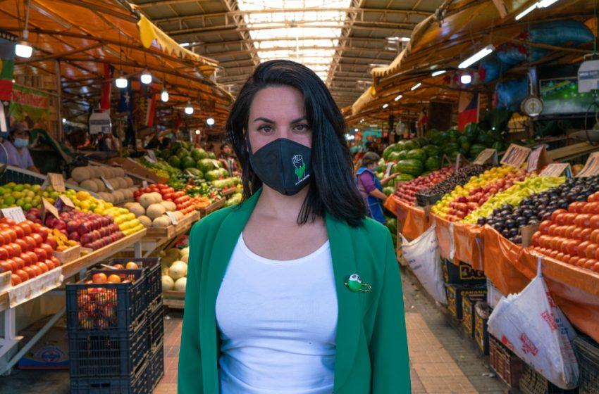 Manuela Royo, candidata constituyente, entrega apoyo a comunidades mapuche ante crisis en La Araucanía