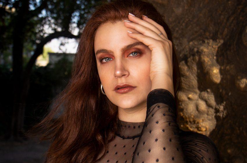 """Alejandra Araya: """"Mi meta como actriz es un secreto que comparto con mi almohada solamente"""""""