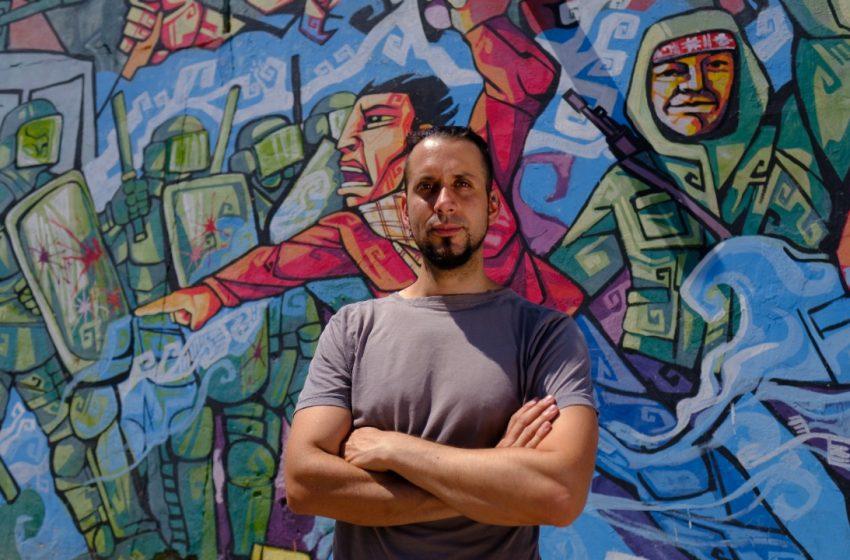 """Andrés Giordano, presidente sindicato de Starbucks y candidato constituyente: """"Queremos encarar al poder con la misma garra que el sindicalismo enfrenta a una multinacional"""""""