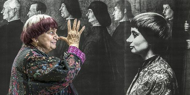 Agnès Varda protagoniza el nuevo estreno del Centro Arte Alameda con documental nominado al Oscar
