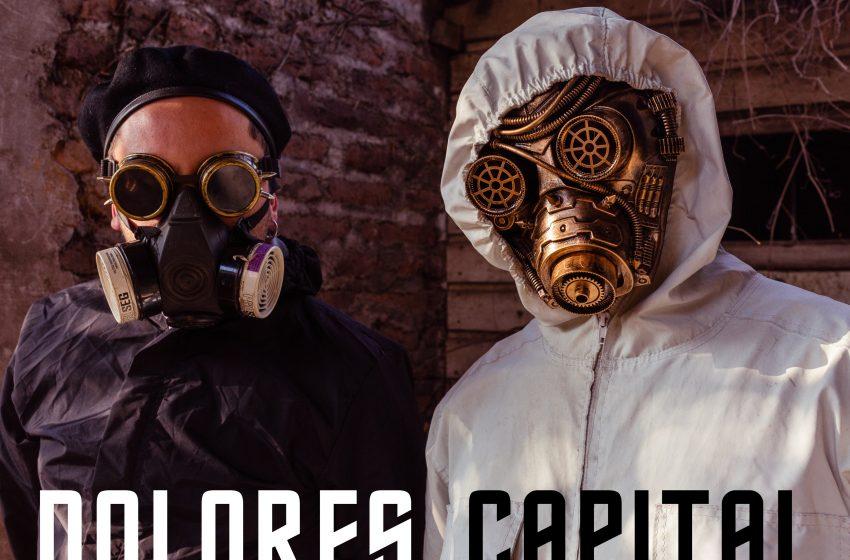"""Banda Dolores Capital, estrena """"Luche"""", su nuevo álbum con tintes synth wave y eletro-rock"""