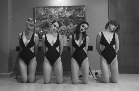 """La Verónica: Mariana di Girolamo y Coco Páez protagonizan sensual videoclip de """"TCHORI"""", previo al esperado estreno del filme de Leonardo Medel"""