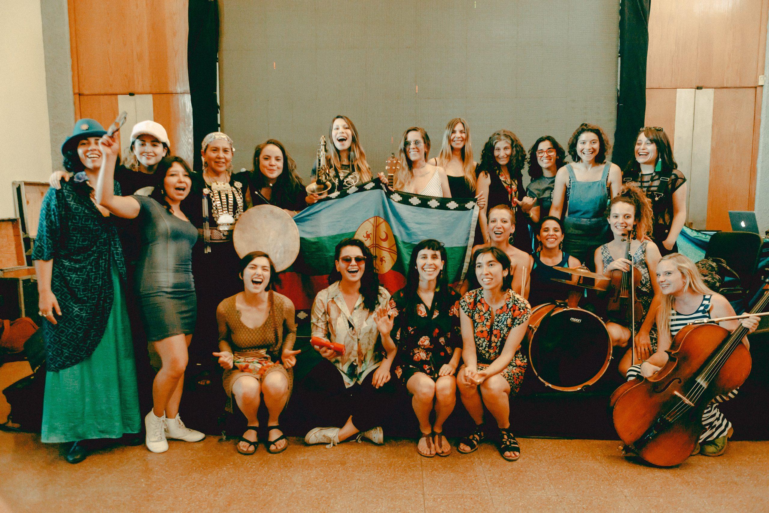 MUSAP y GAM ofrecerán charlas gratuitas sobre proyectos musicales de mujeres y disidencias